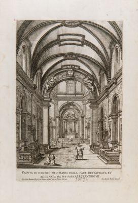 Chiesa di S. Maria della Pace, interno
