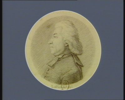 J. Colson curé de Nitting député de Lorraine aux Etats généraux de 1789 né le 24 8.bre 1734 : [dessin]