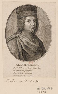 Le  Sage moderne [estampe]