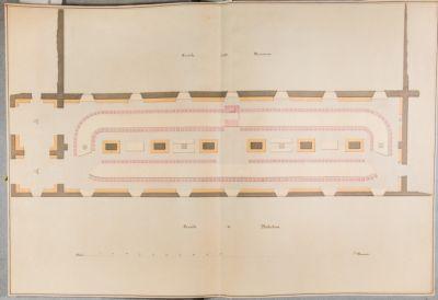 Palazzo Vaticano. Biblioteca. Iconografia della Tavola preparata per il pranzo