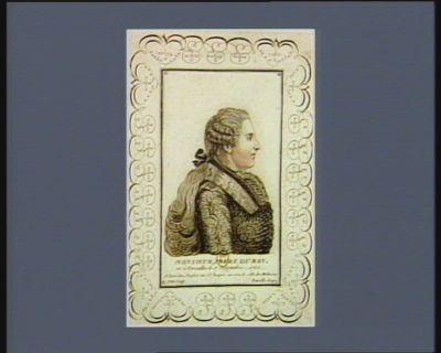 Monsieur, frere du Roy né à Versailles le 17 novembre <em>1755</em>... : [estampe]