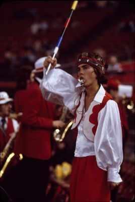 Leland Stanford Junior University Marching Band, Stanford at Cal football game, November 18, 1978