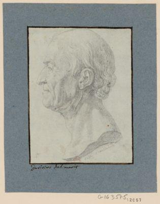<em>L</em>' Abbé Barthelemi [dessin]