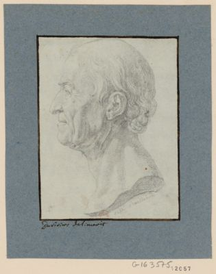 L' Abbé Barthelemi [dessin]