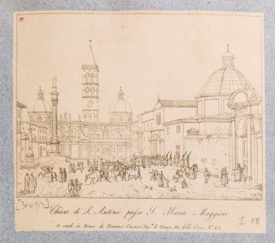 Chiesa di Santa Maria Maggiore e chiesa di S. Antonio
