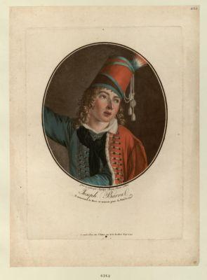 Joseph Barra il nourrissoit sa mere et mourut pour sa patrie : [estampe]