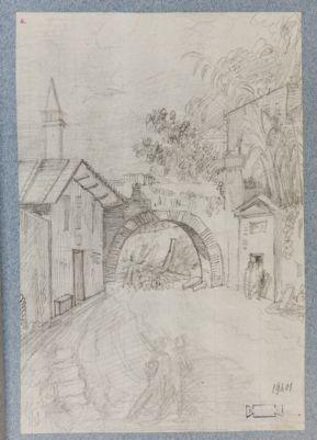 Arco di S. Lazzaro all'Aventino