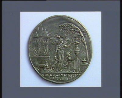 CENDR[E] // DE MES // PAREN // 1793 SEULE CONSOLATION // D'IRMA
