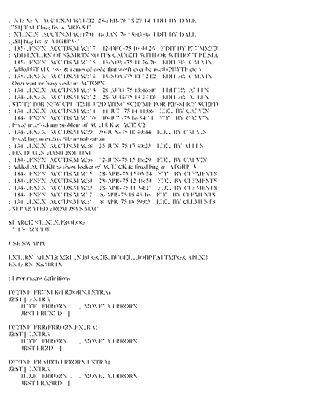 133 tenex 810213 acctjs mac isi 780711 2