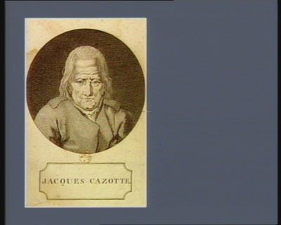 Jacques Cazotte [estampe]