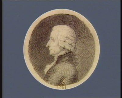 Ambroise Fr.çois Germain né à Paris le 20 j.n.v. député de Paris : [dessin]