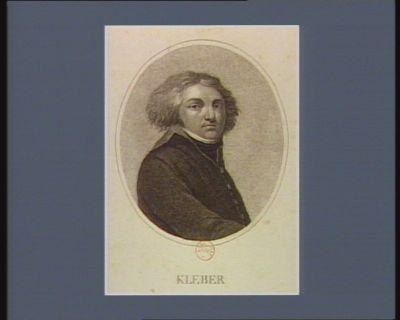 Kleber [estampe]