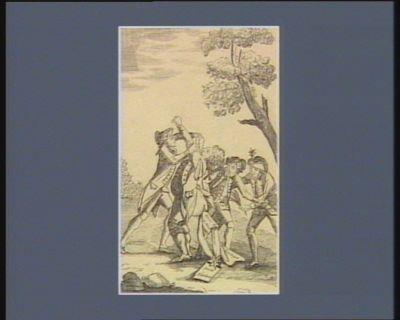 Purgation de Riquetti-cravattes [estampe]