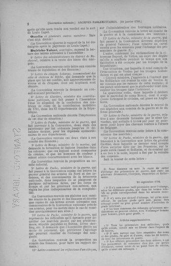 Tome 57 : Du 12 au 28 janvier 1793 - page 2