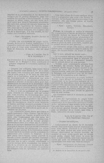 Tome 57 : Du 12 au 28 janvier 1793 - page 27