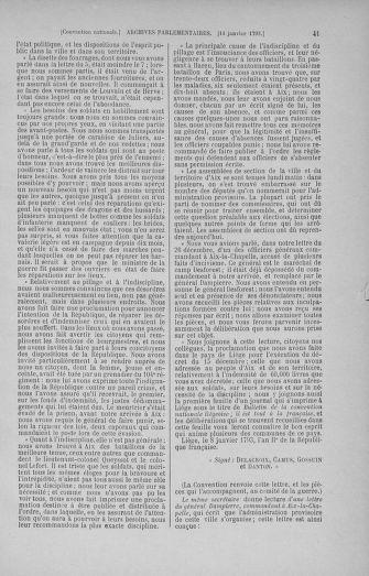 Tome 57 : Du 12 au 28 janvier 1793 - page 41