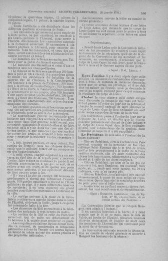 Tome 57 : Du 12 au 28 janvier 1793 - page 515