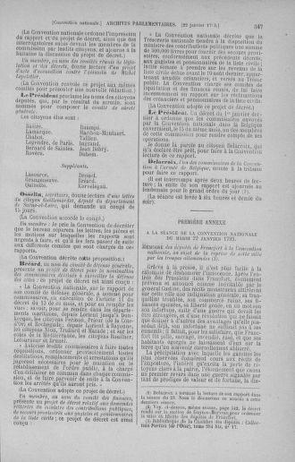 Tome 57 : Du 12 au 28 janvier 1793 - page 547