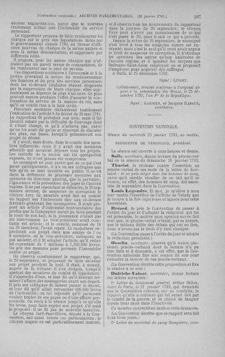 Tome 57 : Du 12 au 28 janvier 1793 - page 597