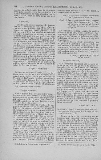 Tome 57 : Du 12 au 28 janvier 1793 - page 598