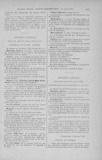 Tome 57 : Du 12 au 28 janvier 1793 - page 639