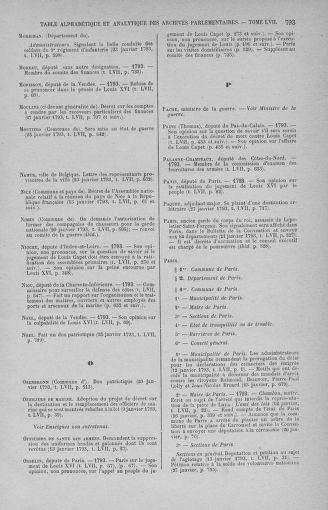 Tome 57 : Du 12 au 28 janvier 1793 - page 793