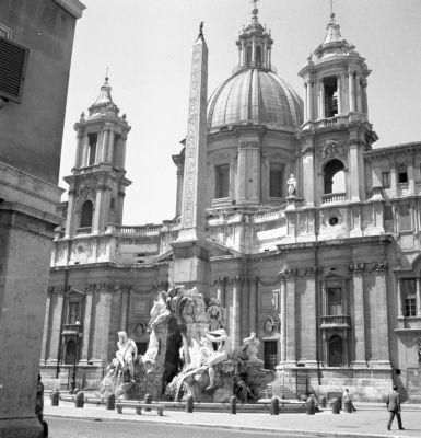 Obelisk of Piazza Navona