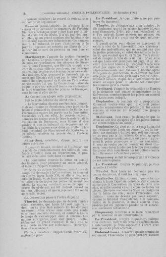 Tome 55 : Du 11 au 27 décembre 1792 - page 18