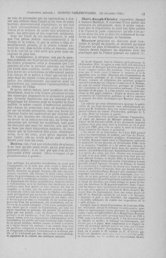 Tome 55 : Du 11 au 27 décembre 1792 - page 31