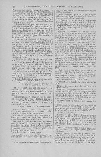 Tome 55 : Du 11 au 27 décembre 1792 - page 46