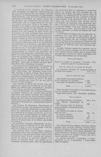 Tome 55 : Du 11 au 27 décembre 1792 - page 120