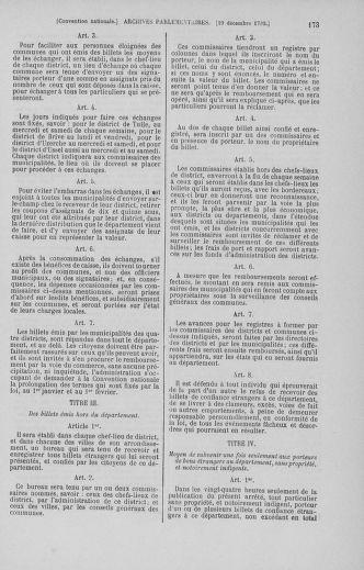 Tome 55 : Du 11 au 27 décembre 1792 - page 173