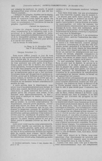 Tome 55 : Du 11 au 27 décembre 1792 - page 334