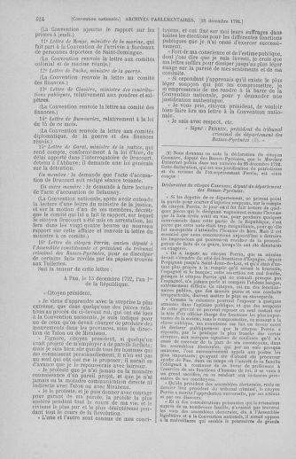 Tome 55 : Du 11 au 27 décembre 1792 - page 424