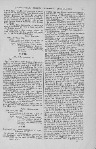 Tome 55 : Du 11 au 27 décembre 1792 - page 657
