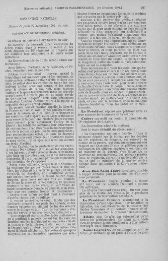 Tome 55 : Du 11 au 27 décembre 1792 - page 727