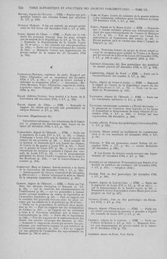 Tome 55 : Du 11 au 27 décembre 1792 - page 750