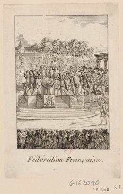 Fédération française [estampe]