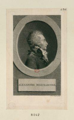 Alexandre Beauharnois [estampe]