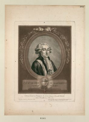 A.re F.is M.ie vicomte de Beauharnois deputé du b.ge de Blois, né en 1760 : [estampe]