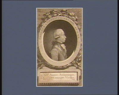 Carolus Ludovicus archid. Austr ante annos annimumque gerens curasque viriles. Virg. : [estampe]