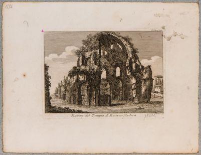 Rovine del tempio di Minerva Medica