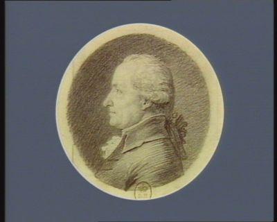 Jean-François Bouveiron né à Treffort le 8 8.bre 1733 député de Bourg-en-Bresse à l'Assemblée nationale : [dessin]