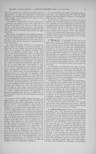 Tome 42 : Du 17 avril au 4 mai 1792 - page 9