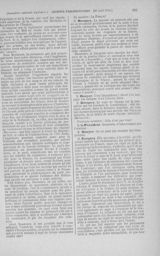 Tome 42 : Du 17 avril au 4 mai 1792 - page 205