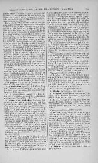 Tome 42 : Du 17 avril au 4 mai 1792 - page 253