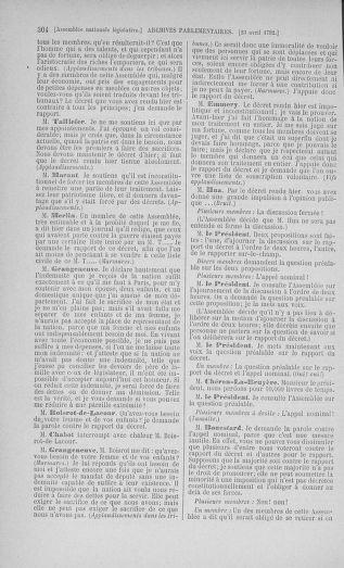 Tome 42 : Du 17 avril au 4 mai 1792 - page 304