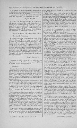 Tome 42 : Du 17 avril au 4 mai 1792 - page 370