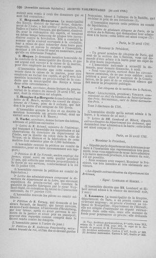 Tome 42 : Du 17 avril au 4 mai 1792 - page 520