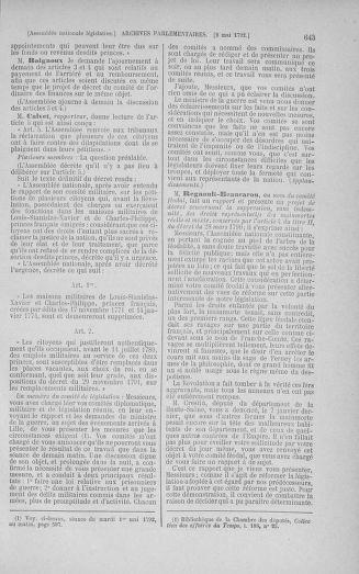 Tome 42 : Du 17 avril au 4 mai 1792 - page 643